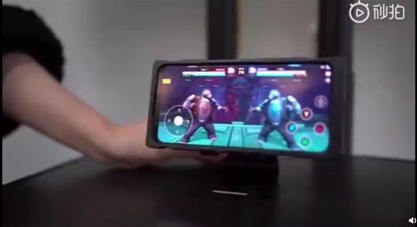 Nubia Red Magic 5G засветился на видео