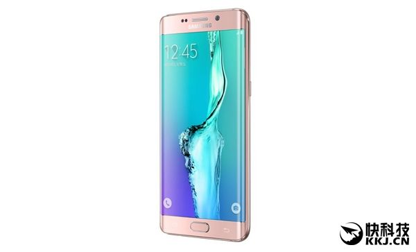Samsung Galaxy S6 Edge+: вышла эксклюзивная версия для Китая в цвете розовое золото – фото 1