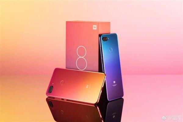 Анонс Xiaomi Mi 8 Lite: лайт-версия флагмана Xiaomi Mi 8 в градиентной расцветке – фото 14