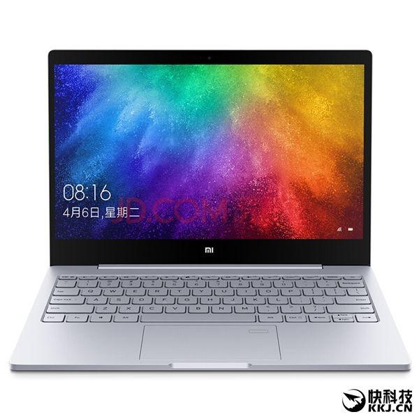 """Новая версия Xiaomi Mi Notebook Air 13,3"""" получила сканер отпечатков пальцев, модернизированный чип и видеокарту Nvidia GeForce MX150 – фото 3"""