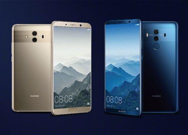 Анонс Huawei Mate 10 и Mate 10 Pro: ультимативные фаблеты – фото 1