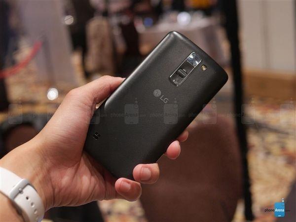 LG K7 – смартфон начального уровня с флагманским дизайном и завышенным ценником – фото 3