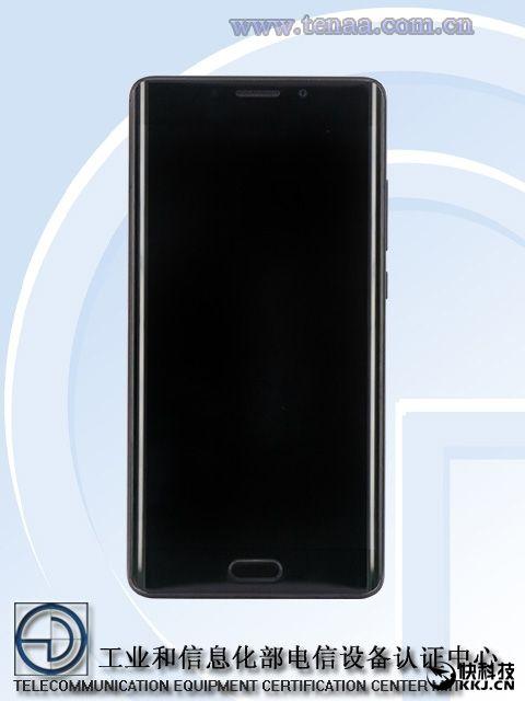 Еще одна версия Xiaomi Mi Note 2 замечена в TENAA – фото 5
