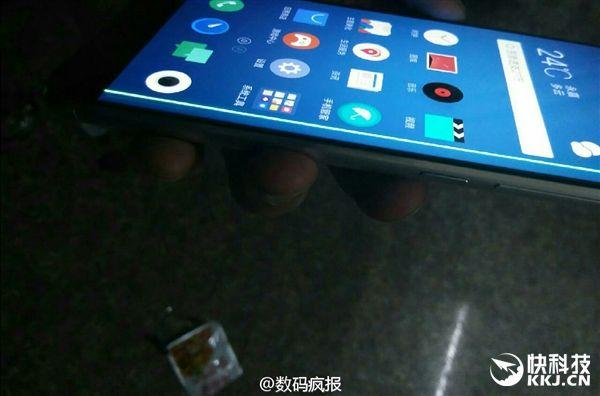 Meizu MX6 Edge или Pro 6 Edge получит изогнутый как у Vivo Xplay 5 дисплей – фото 2