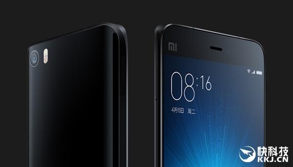 Xiaomi Mi5 с керамической тыльной панелью все-таки поступит в продажу – фото 1