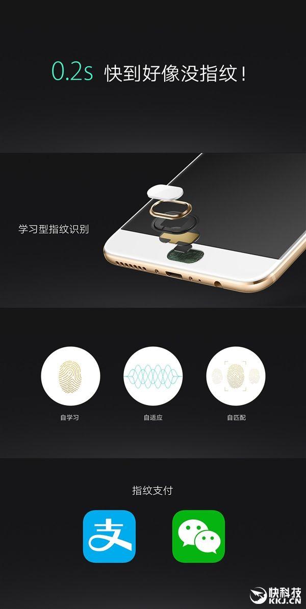 Oppo R9 против iPhone 6S Plus: сравнение скорости разблокировки с помощью сканера отпечатков пальцев – фото 4