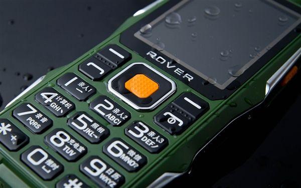 Land Rover K938 – защищенный телефон с аккумулятором на 10800 мАч и встроенным фонариком – фото 7