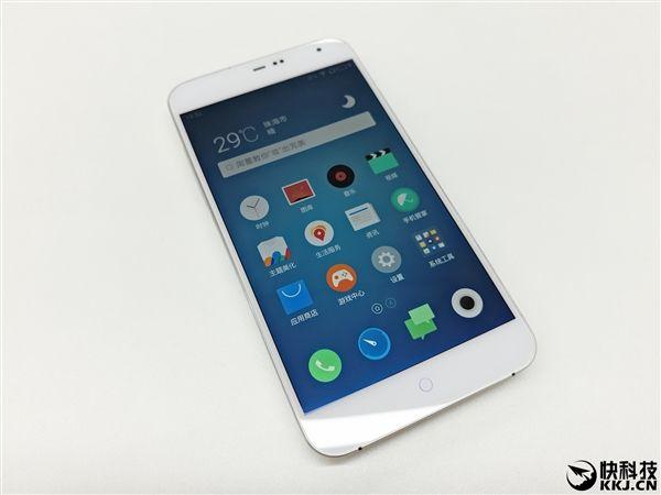 Meizu готовит обновление для MX3 до Flyme 5 – фото 1