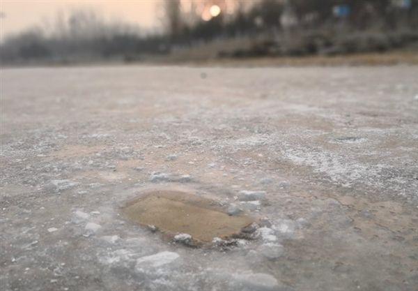 Huawei Mate 10 Pro утопили и заморозили – фото 3