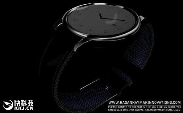 HTC готовится представить первые смарт-часы – фото 1
