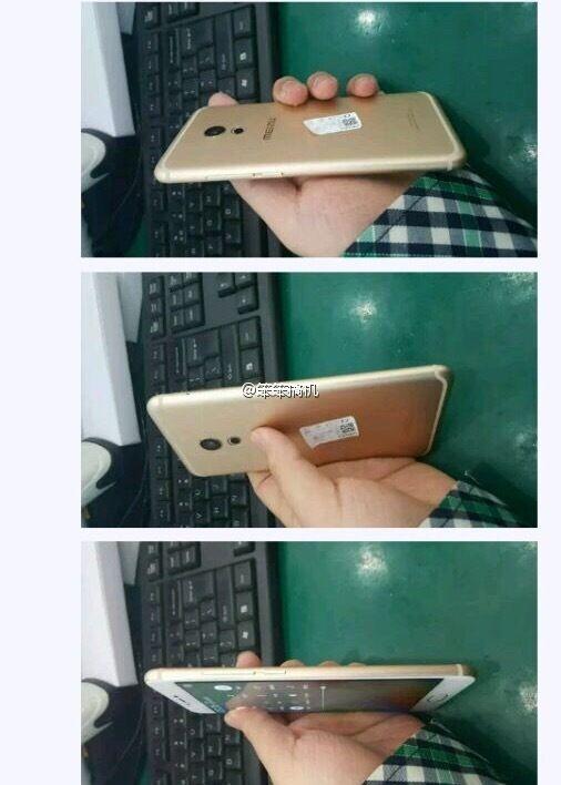 В сеть слили реальные фотографии Meizu Pro 6. Из новшеств – кольцевая вспышка, лазерная фокусировка и размещение антенн – фото 3