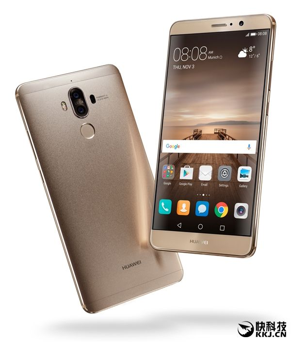 Встречайте Huawei Mate 9: мощный Kirin 960, двойная камера 20+12 Мп, супербыстрая зарядка и Android 7.0 – фото 8