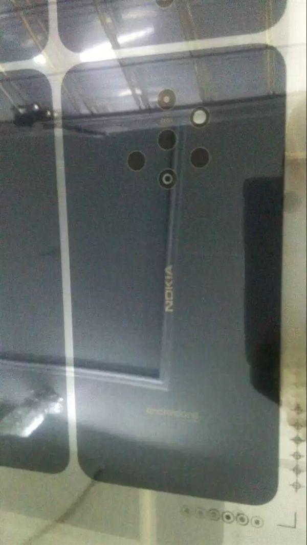 Многокамерный смартфон Nokia на фото – фото 2