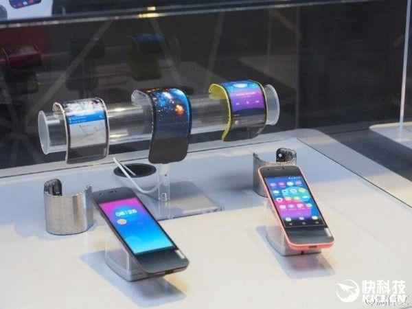 Lenovo готовит смартфон-браслет и складывающийся планшетный пк – фото 1