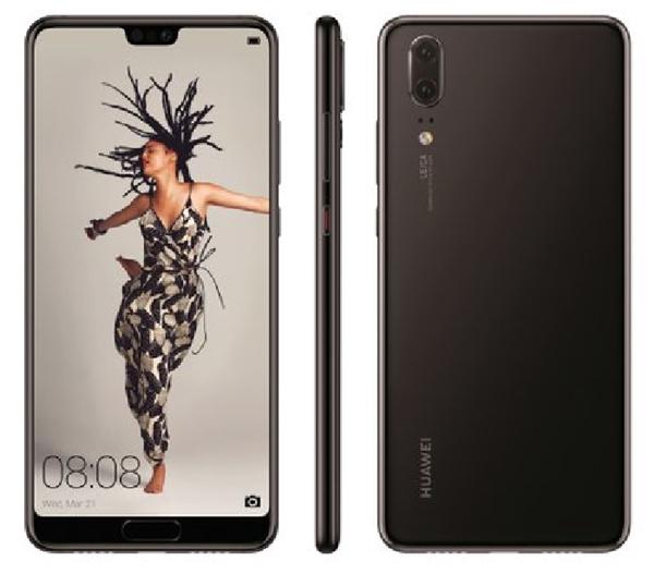 Huawei P20, P20 Pro и P20 Lite показали на пресс-изображениях – фото 1