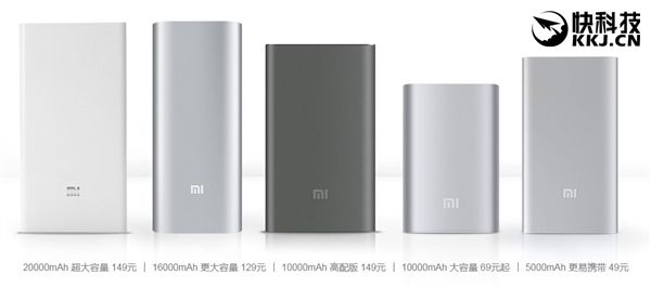 Новый павербанк Xiaomi на 10000 мАч имеет толщину всего 12,58 мм благодаря Li-pol аккумулятору с высокой плотностью заряда – фото 1