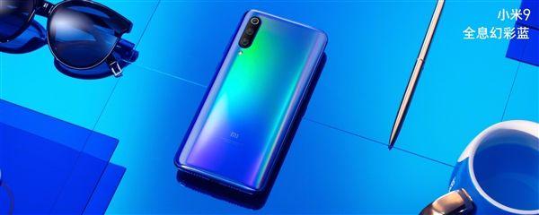 Представлен Xiaomi Mi 9: стильный и мощный камерофон – фото 4