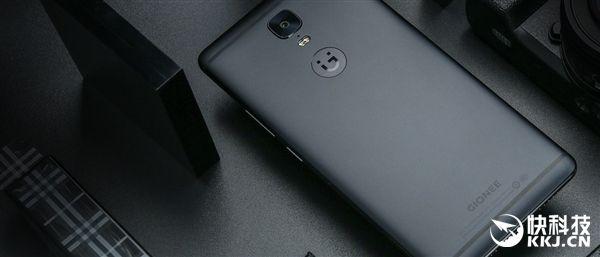 Представлен Gionee M6S Plus с Snapdragon 653, 6 Гб ОЗУ, аккумулятором на 6020 мАч и чипом для шифрования данных – фото 4