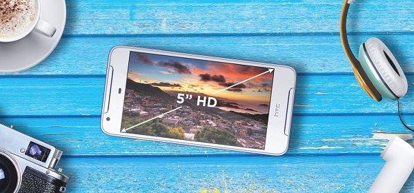 HTC Desire 628 получит 5-дюймовый HD-дисплей и процессор МТ6753 – фото 3