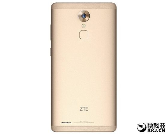 ZTE Axon Max показали накануне анонса – фото 2