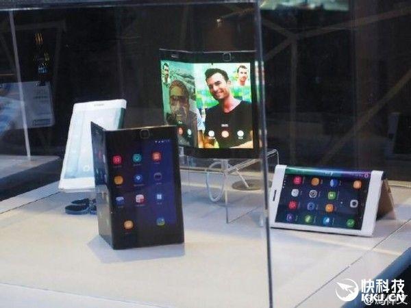 Lenovo готовит смартфон-браслет и складывающийся планшетный пк – фото 2