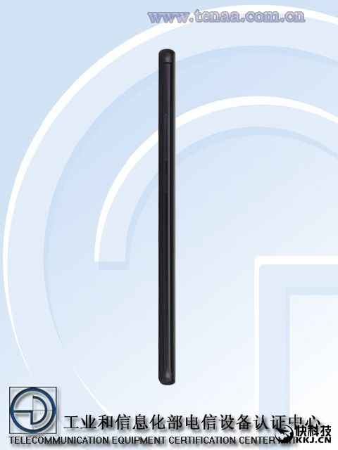 Еще одна версия Xiaomi Mi Note 2 замечена в TENAA – фото 3