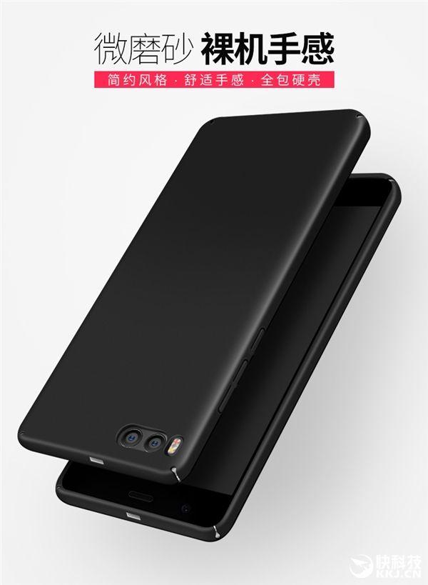 Ритейлер уже продает чехлы для Xiaomi Mi6 без 3,5 мм разъем – фото 1