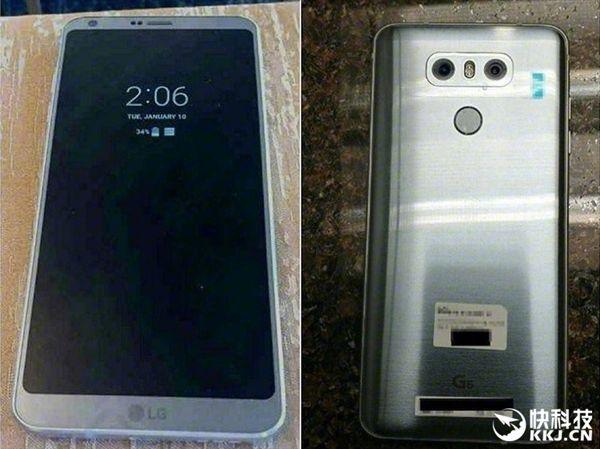 Стали известны подробности о камерах LG G6 – фото 1