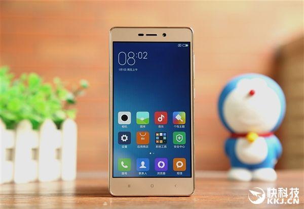 Продажи Redmi 3 Pro стартовали сегодня на фестивале компании Xiaomi – фото 1