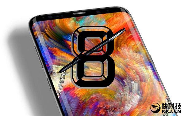 Samsung Galaxy Note 8 представят в конце августа и предложат версию с 4К дисплеем и поддержкой AR – фото 2