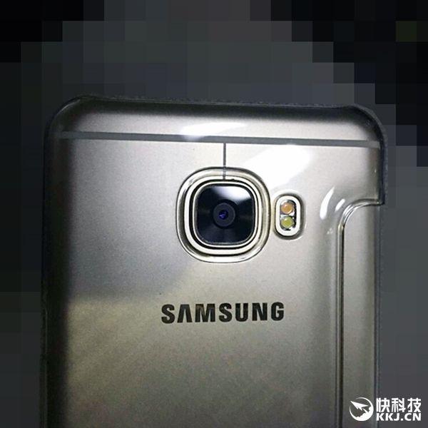 Samsung Galaxy C5 выполненный в металлическом корпусе показали на реальных снимках – фото 2