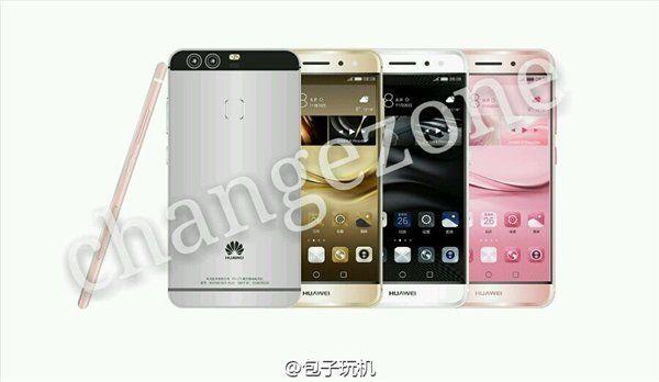 Huawei P9 с двумя тыльными камерами засветился на шпионском фото – фото 2
