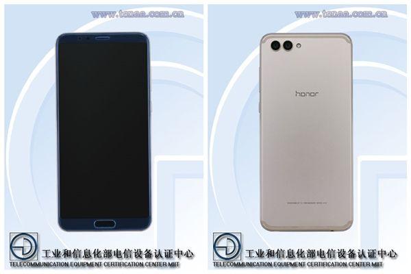 Huawei Honor V10: изображения и характеристики флагмана из TENAA – фото 2