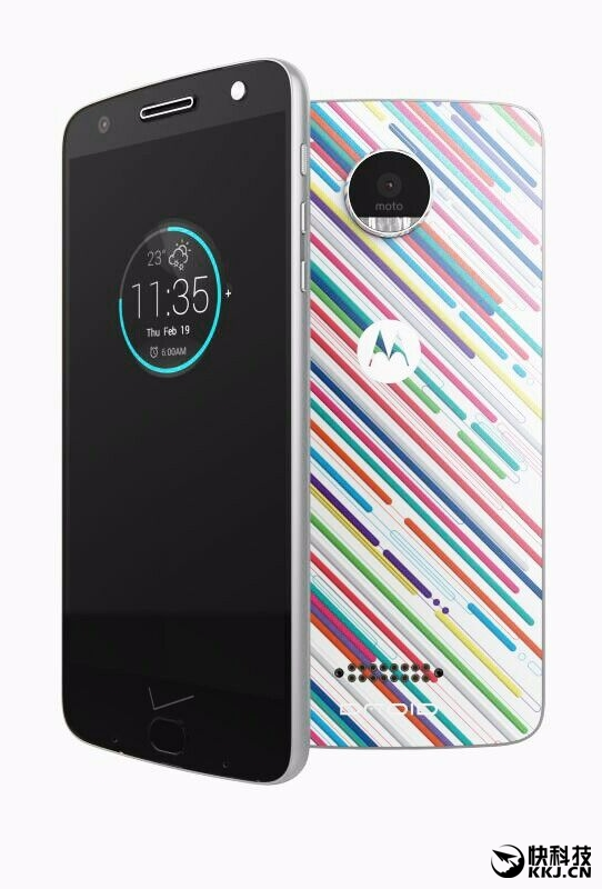 Motorola Moto X4: подробности внешнего вида и дата релиза флагмана бренда – фото 3