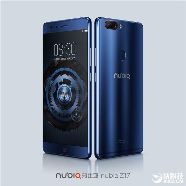 Анонс Nubia Z17: мощный смартфон с двойной камерой – фото 8