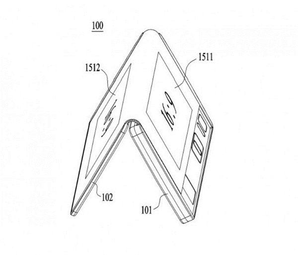 LG оформила патентные заявки на складывающийся смартфон – фото 4