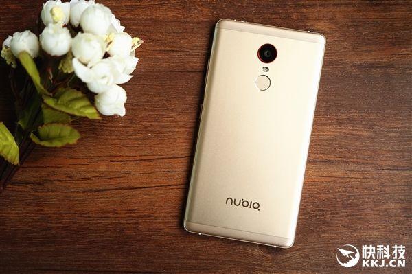 Nubia Z11 Max представлен официально – фото 7