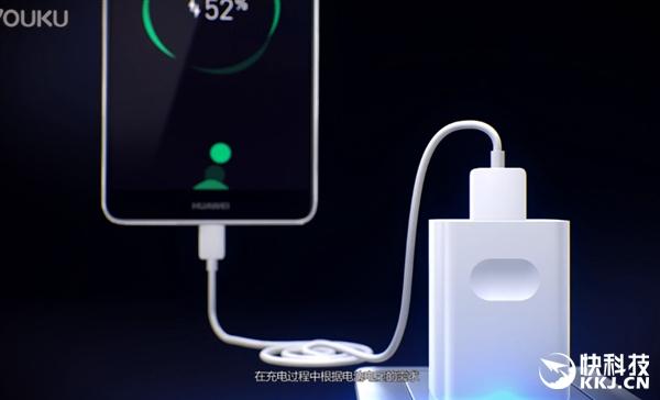 Huawei Mate 9 хвастается на видео быстрой зарядкой – фото 1