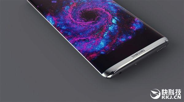Samsung Galaxy S8: первый концепт-арт далекого флагмана – фото 5