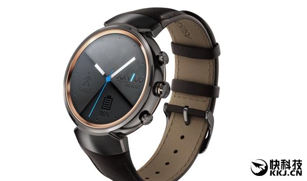 Смарт-часы Asus ZenWatch 3 тоньше и дешевле, чем Samsung Gear S3 – фото 3