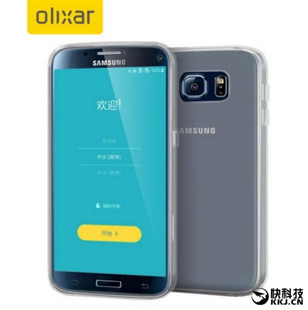 Samsung Galaxy S7: новые изображения флагмана – фото 3