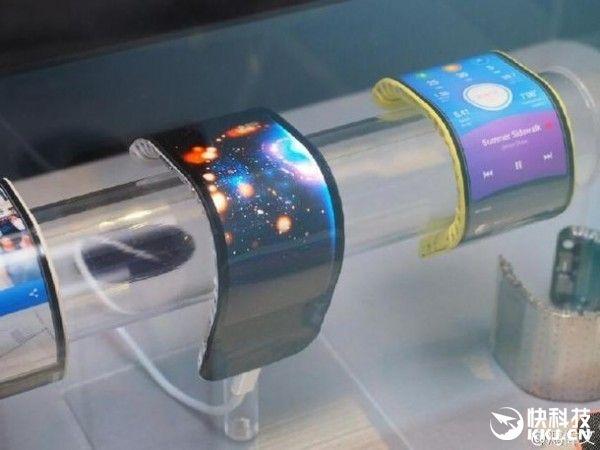 Lenovo готовит смартфон-браслет и складывающийся планшетный пк – фото 5