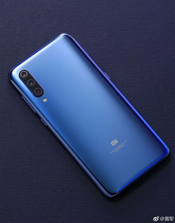 Официальные пресс-рендеры Xiaomi Mi 9 и еще больше фото на камеру флагмана – фото 1
