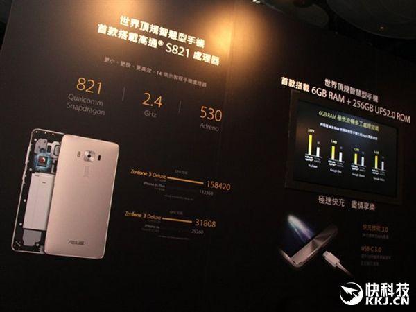 ASUS ZenFone 3 Deluxe стал первым смартфоном на чипе Snapdragon 821 и захватил лидерство в AnTuTu (158420 баллов) – фото 3