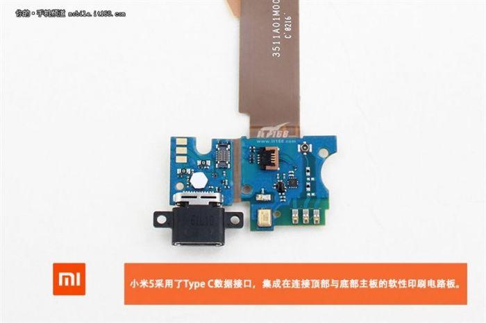 Xiaomi Mi5 уже успели разобрать. Фотоотчет – фото 13