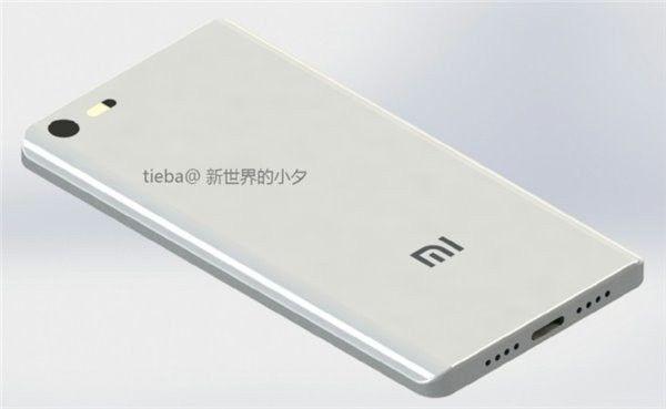 Xiaomi Mi 6C: рендеры, характеристики, время выхода и цена – фото 2
