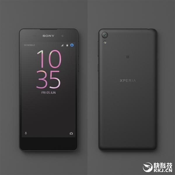 Рендеры бюджетника Sony Xperia E5 появились на официальной страничке компании в Facebook – фото 1