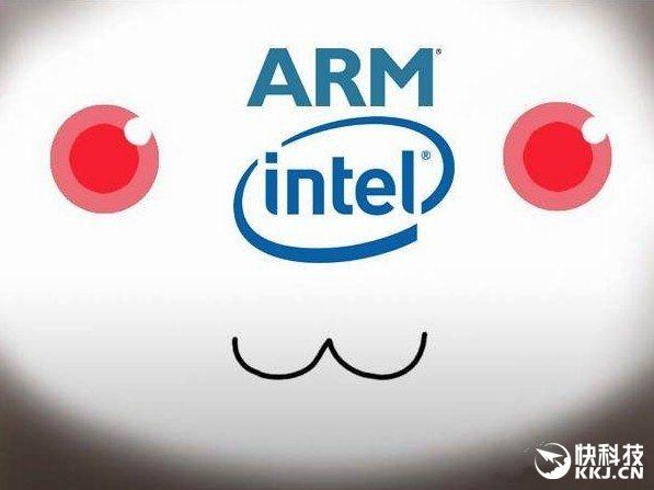 Intel будет производить чипы для ARM по 10 нм техпроцессу – фото 1