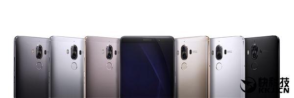 Встречайте Huawei Mate 9: мощный Kirin 960, двойная камера 20+12 Мп, супербыстрая зарядка и Android 7.0 – фото 1