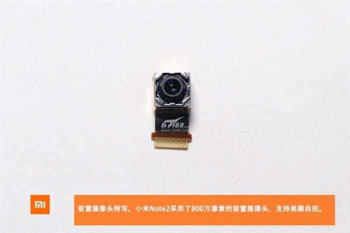 Xiaomi Mi Note 2 разобрали для идентификации компонентов и оценки качества сборки – фото 14